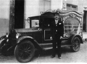 carro funerário